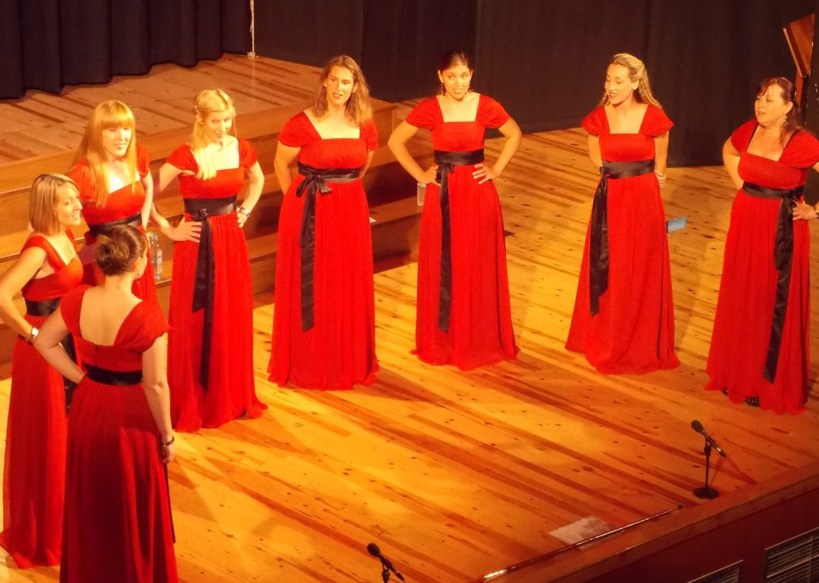 Competition Rules – International AV Choral Events