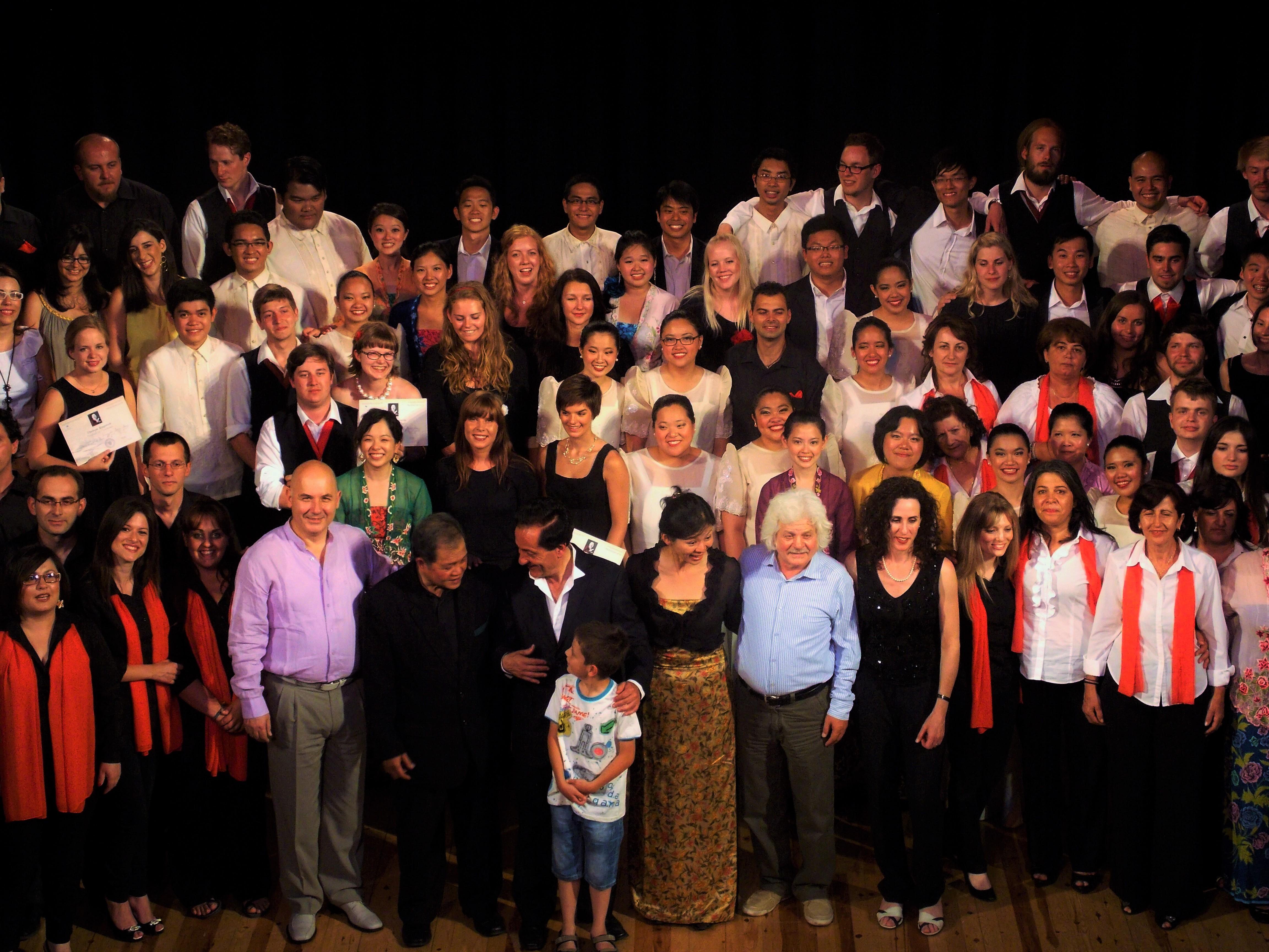 International AV Choral Events